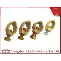 Buy cheap Bronze Earthing Rod to Cable G Clamp 9mm 12mm 14mm 15mm of Thread Rod product