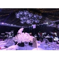 Buy cheap Wedding Party Decoration Double Layer Inflatable Mirror Ball product