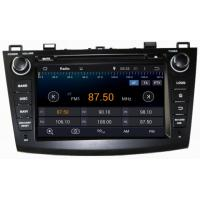 Buy cheap Ouchuangbo Pure Android 4.4 GPS Navigation iPod USB 3G Wifi Radio for Mazda 3 2009-2012 DV product