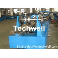 Buy cheap CE 20 M / Min C Z Purlin Roll Forming Machine With Auto Punching / Cutting product