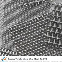 Buy cheap Architectural Woven Wire Mesh|SS304/316 Wire Fabric for Facade of Building from wholesalers