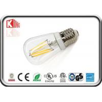 Buy cheap Warm white A19 LED Filament Bulb for Parking ground , CE RoHS Approval product