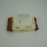 Buy cheap Baby Skin Care Wet Wipes Sanitary Tissue Package product