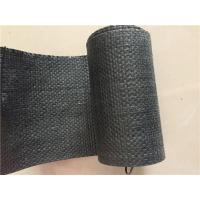 Buy cheap Tensile Strength PP 90 - 90 Woven Geotextile Fabric Protection Waterways product