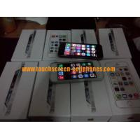 Buy cheap Unlocked Nano Sim card Wifi 3G Phone 4 inch Touch Screen / Apple Iphone 5 from wholesalers