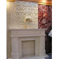 Buy cheap Marble Fireplace,Outdoor Fireplace,Fireplace Mantel product