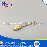 Buy cheap Round Smooth Top Small Carbide Drill Bits For Acrylic NailsProtect Customers' Hands product