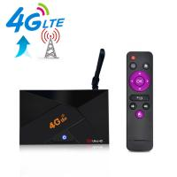China South Africa America 4G LTE Android tv box with 3G 4G sim card RK3229 Rockchip 1GB Ram 8GB Rom smart tv box G40 on sale
