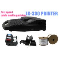 Buy cheap Data Cable ID wire marker printer Thermal transfer with CE approved product