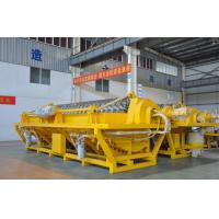 Buy cheap 2m³ To 9m³ Small Capacity Automatic Liquid Discharging Disc-Vacuum Filters product