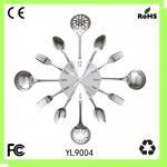 Buy cheap Metal pan clock/kitchen wall clock product