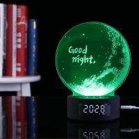 Buy cheap 2018 Newest Product 5 in 1 multifunctional  night light with bluetooth speaker from wholesalers