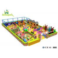 Buy cheap Building Block Park Kids Indoor Playground Puzzle Environmently Friendly product