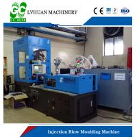China High Speed Injection Blow Moulding Machine Blue Color Excellent Design on sale