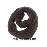 China Ladies' Knitted Scarf on sale