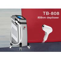 Buy cheap Germany Epilation Permanent Diode Laser 808nm Hair Remover / Depilazer Machine from wholesalers