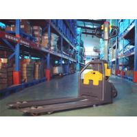Buy cheap Lithium Battery Operated Electric Pallet Truck Charging Time 3 Hours product