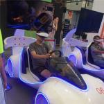 Buy cheap 1500W 220V VR Car Racing Simulator / Arcade Games Machines product