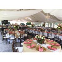 Buy cheap Hot Dip Galvanized Steel 15x20M Party Event Tents For 250 People product