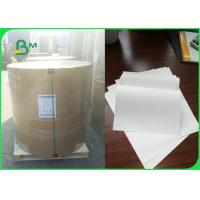 Buy cheap Double Coated Jumbo Roll Paper For Bento Boxes / Food Bags product