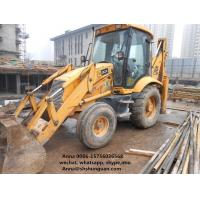 Buy cheap JCB 3CX 4CX Used Backhoe Loader 1 M3 Bucket Capacity For Construction product