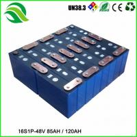 China Rechargeable Motorhome/Camping Van/Caravan 48V LiFePO4 Batteries PACK on sale