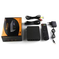 Buy cheap Android 6.0 TV BOX DVB-T/T2/Cable Freesat GTT set top box skybox wireless supporting product