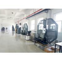 Buy cheap 300J Charpy Pendulum Impact Test Machine ASTM E23 Angle 150° from wholesalers