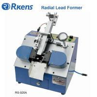 Automatic Transistor Radial Lead Forming Machine For Tube Packed Components
