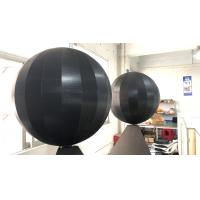Quality 1m Diameter Custom LED Display , P4 SMD Full Color Curved Round Led Display Ball for sale