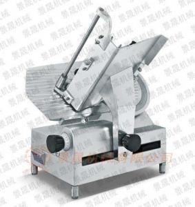 China Automatic Frozen Meat Slicer DSL-300E on sale
