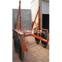 China  cable Reel Trailers& Cable Reel Puller  for sale