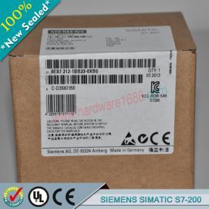 Buy cheap SIEMENS SIMATIC S7-200 6ES7211-0BA23-0XB0 / 6ES72110BA230XB0 product
