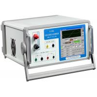 Buy cheap Automatic Detection AC Current Calibrator With LCD Display 0~60A Output product