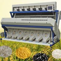 Buy cheap CCD rice color sorter wheat tea beannut color sorting machine product