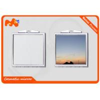 China Sublimation Printing Images Personalised Compact Mirror Gifts Customized Size on sale