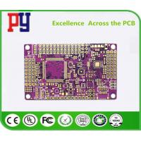 Buy cheap ENIG Process FR4 PCB Board 4 Layers Immersion Gold PCB 1.0mm Thickness For Medical product