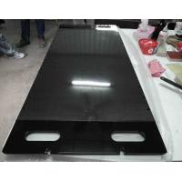 Quality Custom Medical device carbon fiber plates sheet for X-ray carbon fiber X-ray lying sheet for sale