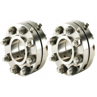 Buy cheap Sch5S Steel Orifice Raised Face Flanges / Astm A350 Lf2 Flanges product
