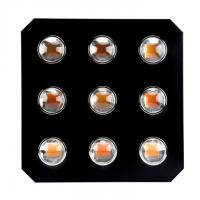 Buy cheap 9x180W K9 COB LED grow light With S-Mars Spectrum Higher Light Energy Replace Sunshine and HPS for Indoor Plant Growth from wholesalers