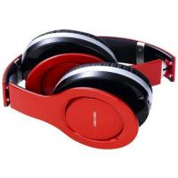 China Retractable Tri-fold Apple Bluetooth Stereo Headphone Supporting Line-in mode on sale