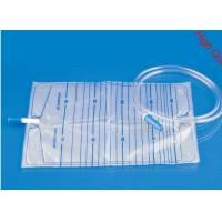Buy cheap 2000ML Urine Bag With Push-pull Valve product