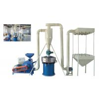 Buy cheap Customized Pvc Grinder Machine , Chemical Industry Powder Milling Machine from wholesalers