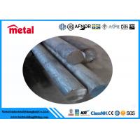Buy cheap Hot Rolled Alloy Steel Round Bar Black Pickled Stainless Steel Material Round product