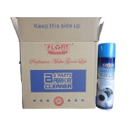 Buy cheap Non Staining 65*158mm Can EN71 580ml Brake Spray Cleaner product