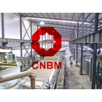 High Speed Fiber Cement Board Production Line Energy Saving 2 Years Warranty
