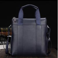 Buy cheap Genuine Leather Men's business bags Laptop bag China supplier product