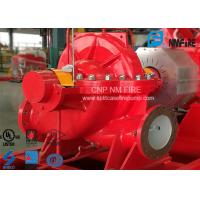 Buy cheap High Efficiency Centrifugal Fire Pump 4000Usgpm Ductile Cast Iron Materials product