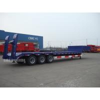 Buy cheap Low bed trailer for sale product