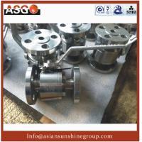 Buy cheap DN20 (34) Class 600lb Special Material Ball Valve Duplex Stainless Steel Ball Valve product